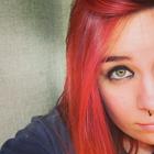 Little zombie redhead.