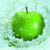 Green apple ☮