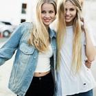 Emilie and Mathilde
