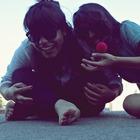 Lydie e Andreia