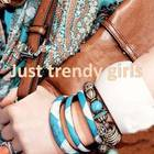 Just trendy girls