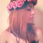 Luana, the queen of flowers.
