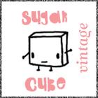 sugar cube vintage