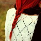 Anna's a redhead