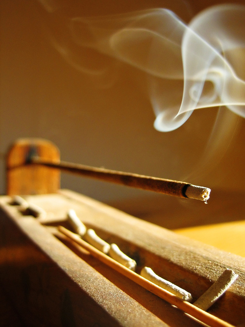Flickr Photo Download: incense