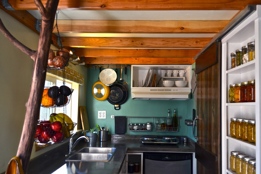 64 images about tiny house on we heart it see more about house tiny and home - Tiny House Kitchen 2