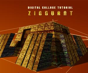 digital ziggurat