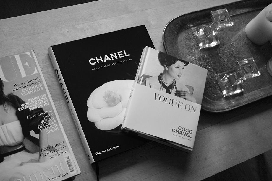 chanel   vogue uploadedannasphotographs on we heart it