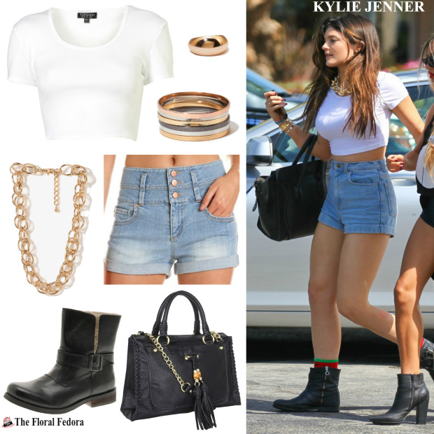 Kylie Jenner Casual Outfits 2014 kylie jenner | ...
