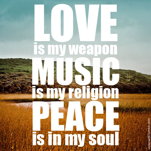 Love-love-is-my-weapon-music-nevershoutnever-peace-text-favim.com-43214_large