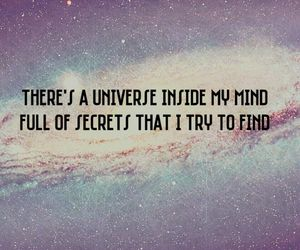 univerce mind secrets