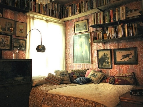 Beautiful Room beautiful room, bed, bedroom, beds bg:room bg:bedroom, books, cozy
