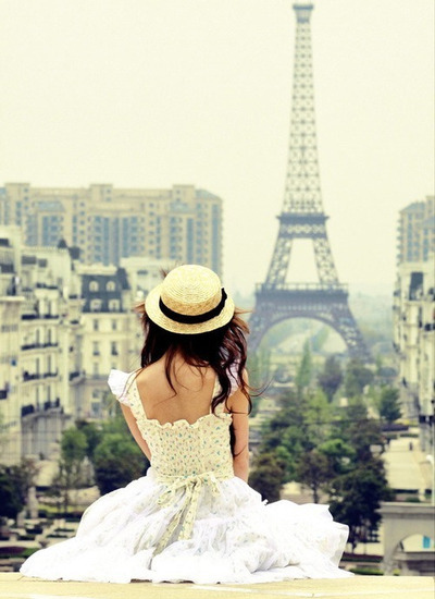 amazing, aurora, cute, dress, france, paris - inspiring picture on Favim.com