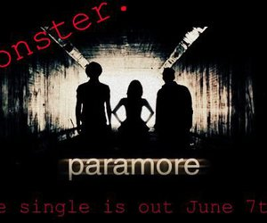 paramore monster