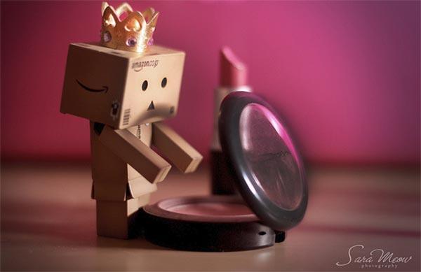 Cute Cardboard Cute Cardboard Robot | we