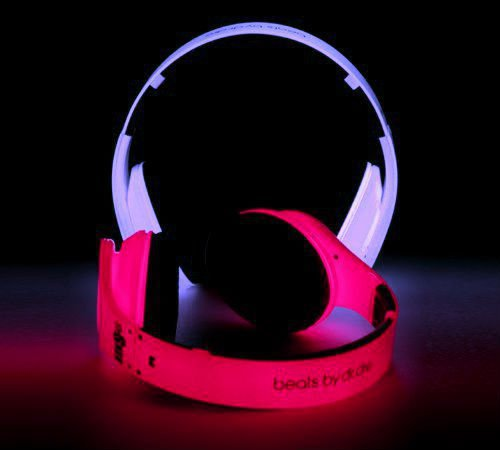 Glow in The Dark Beats Headphones Dre's Glow in The Dark Beats