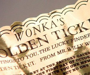 golden ticket