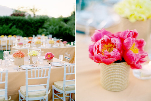 tips for wedding centerpieces  lily's bridallily's bridal, Natural flower