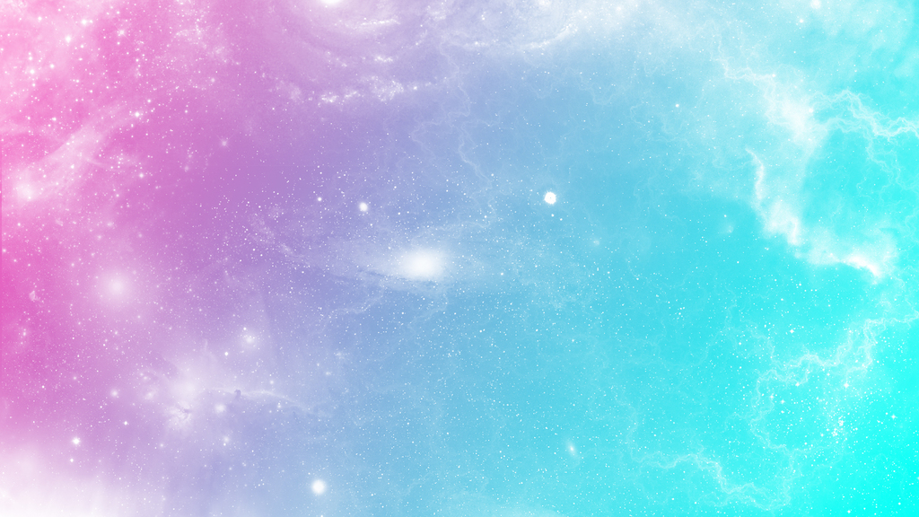Space Pink, Purple And Blue Background By ♡ ⚓ Once Upon A