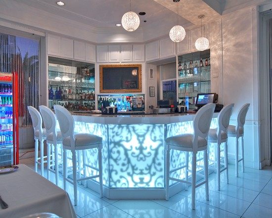 Beautiful Modern Home Bar Design Gallery   3d House Designs