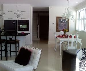 beautiful decor white
