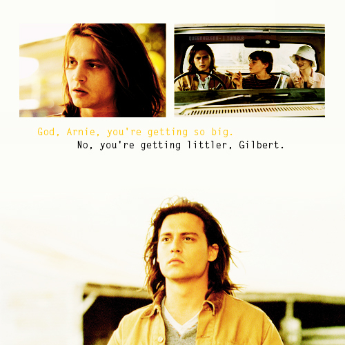 Gilbert Grape - What's Eating Gilbert Grape