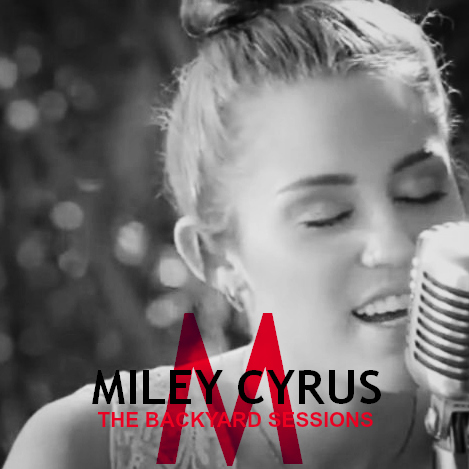 Miley Cyrus and the backyard sessions | We Heart It | 2012 ...