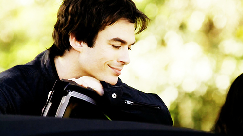 Damon Salvatore Vampire