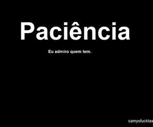 paciencia