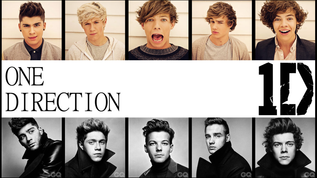 Group of one direction...