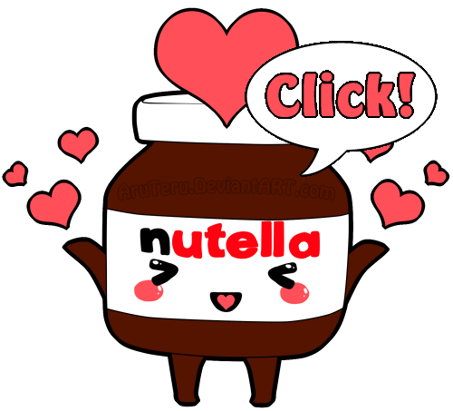 Dear nutella I love you!! ♡ by Sunny   WHI