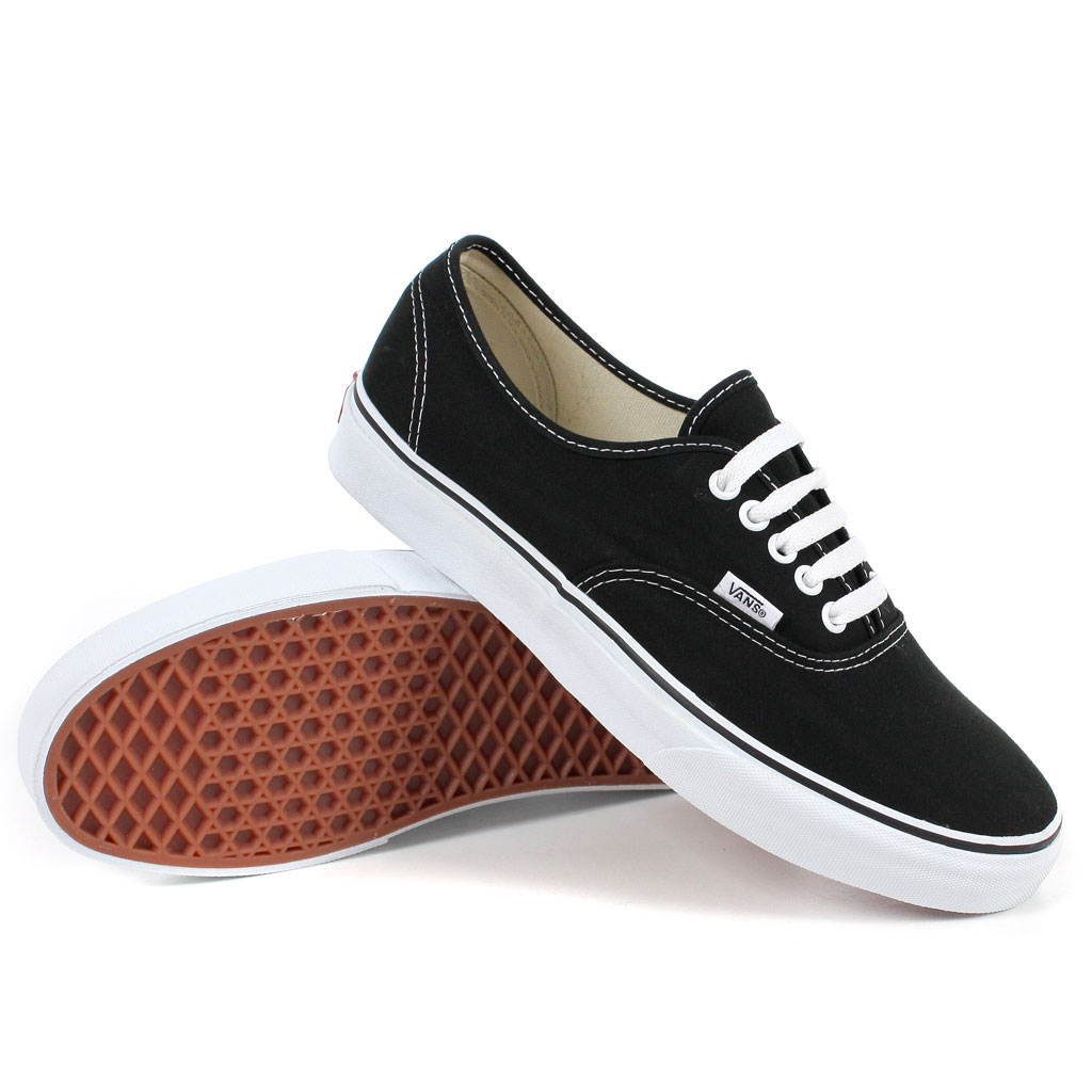 Vans Noir Authentic