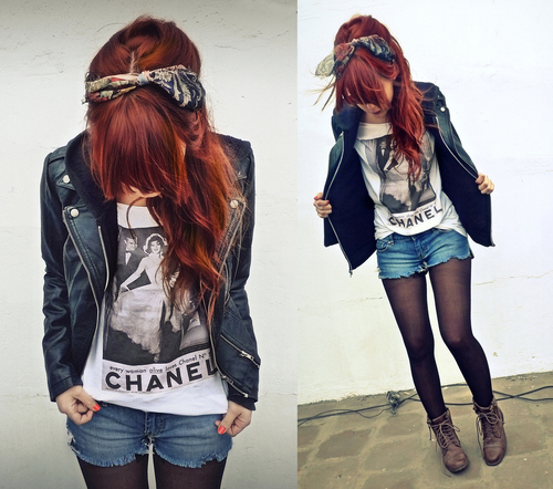 Chanel-hair-hairband-jacket-leather-red-favim.com-57235_large