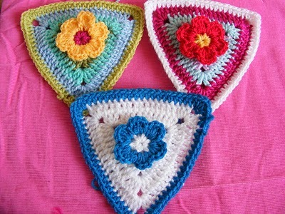 crochet: granny bunting (a pattern) - Lilley's handcrafted lovelies