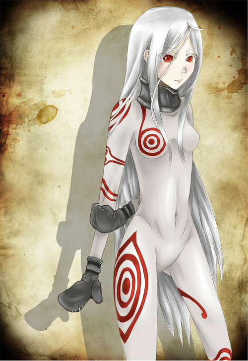 Shiro dead man wonderland