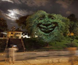árvore com sentimentos