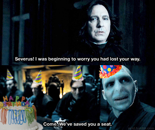 Funny Harry Potter Birthday Meme : Quotes by alexander severus like success