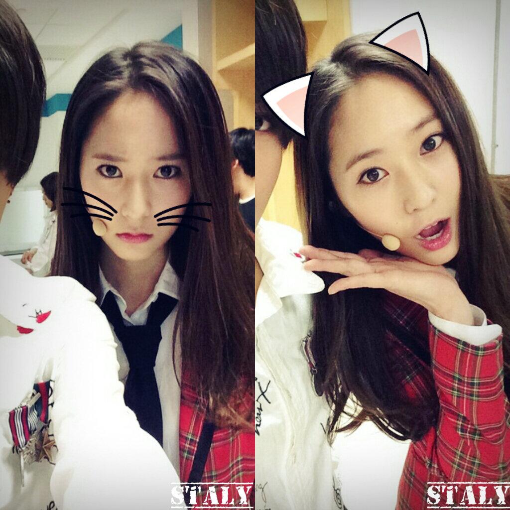 cute krystal jung by staly | We Heart It