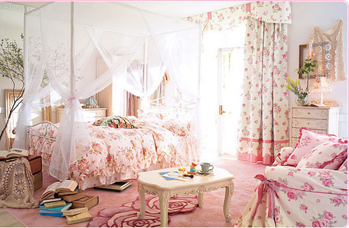 Pinky Bedroom