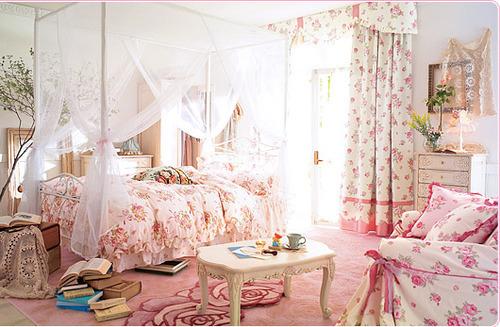 Pinky Bedroom