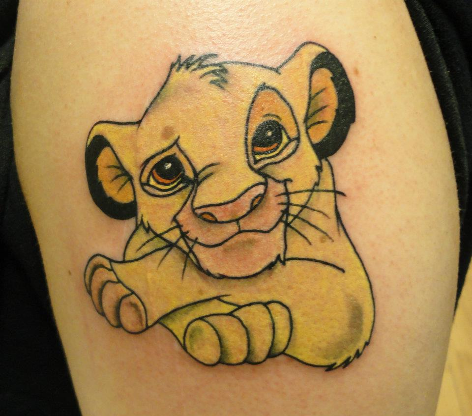 Top Lion King Tattoos for Real Fans | The Wild Tatto