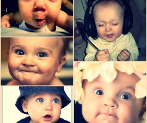 hermosos bebes