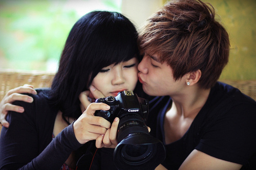 Cute Asian Couples 46