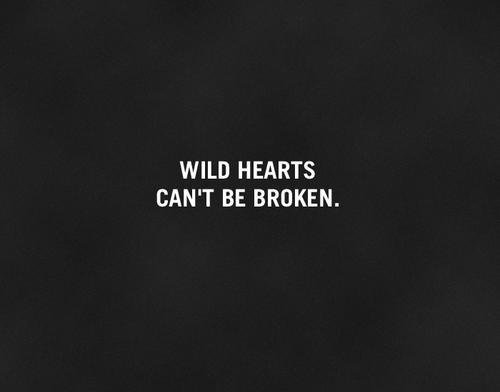 broken, hearts, love, quotes, text, wild - inspiring picture on Favim.com