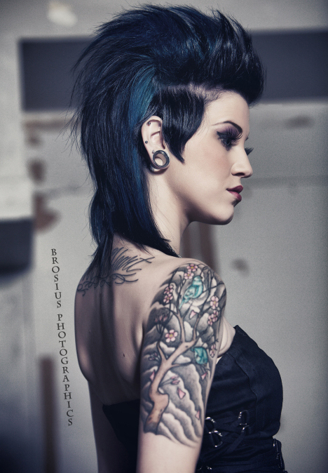 blue hair | Tumblr