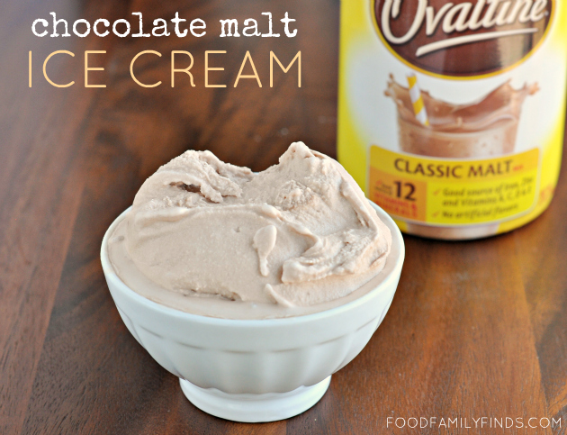 malted milk chocolate ice cream recipe serious eats