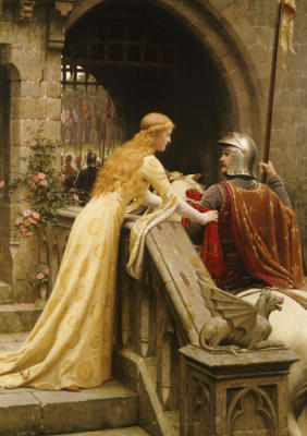 God Speed, 1900 - Edmund Blair Leighton Posters - Easyart.fr