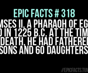 epic facts