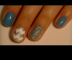 cute prom maybe nails