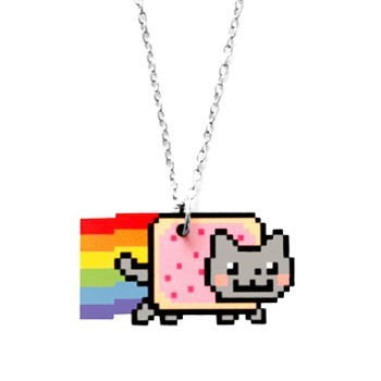  ShanaLogic.com   100% Handmade &amp; Independent Design! Nyan Cat necklace   New Arrivals